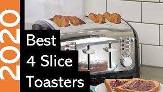 10 Best 4 Slice Toasters in 2020   4 Slice Toaster Reviews