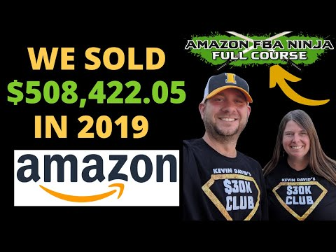Kevin David Success Story - Amazon FBA Private Label - YouTube