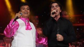 En Exclusiva: Juanes Y Juan Gabriel Cantan 'Querida'