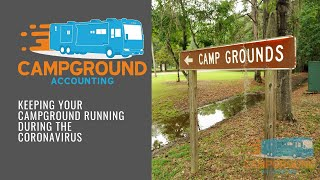 Keeping Your Campground Running During the Coronavirus