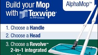 Build a Mop - AlphaMop™ with Revolve