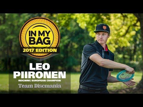 Youtube cover image for Leo Piironen: 2017 In the Bag