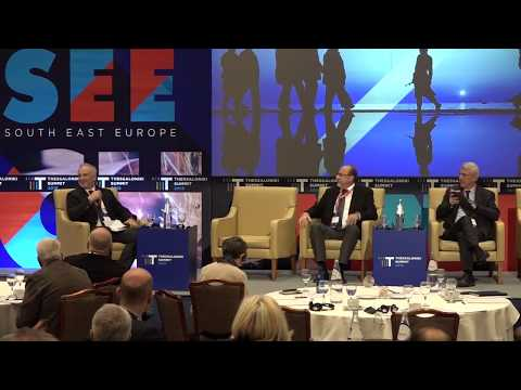 Thessaloniki Summit 2019 - Session 18 - Enhancing economic & trade relations between US and Greece