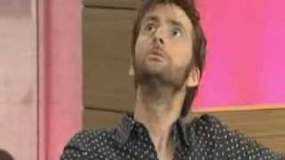 David Tennant talks about Doctor Who (This Morning with John Barrowman)