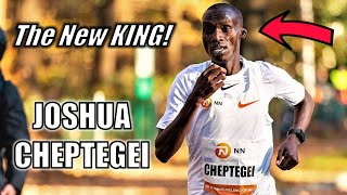 The UNBEATABLE JOSHUA CHEPTEGEI || How he Breaks WORLD RECORDS Like a BOSS!