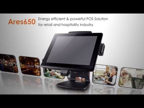 "15"" All-in-One POS Terminal"