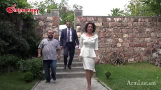 Ովքեր էին ներկա Նիկոլ Փաշինյանի կնոջ հիմնած հիմնադրամի բացմանը
