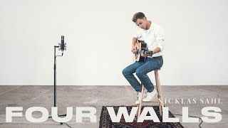 Nicklas Sahl   Four Walls (Official Live Video)