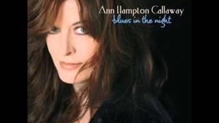 Ann Hampton Callaway - Blue Moon
