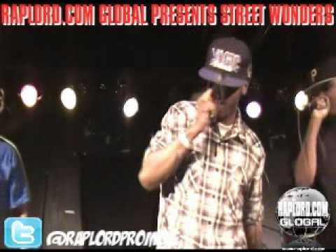 Raplord.com Global Presents Street Wonders Live @ Volume 11-3-9-12.