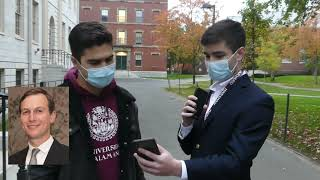 In the Field: Harvard Students on the 2020 Presidential Election