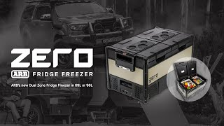 NEW! ARB ZERO Dual Zone Fridge Freezer