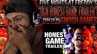 youtubers react to fnaf ultimate custom night trailer - Thủ