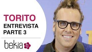 """Torito Se Confiesa: """"Las Rastas Y Las Gafas De Pasta Han Escondido Mi Timidez"""""""