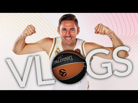 Fabien Causeur, Real Madrid - VLOG 1