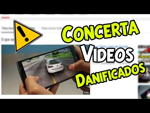 Download Como Recuperar um Vídeo Corrompido/Danificado WMV, MOV, MP4, M4V, 3GP...2017 HD Mp4 3GP Video and MP3