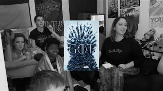 """""""Winterfell"""" S8E1 (Game of Thrones Reaction)"""