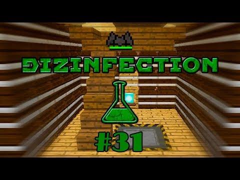 DiZInfection #31 - КРЫЛЬЯ ИЗ АА И ЛИФТ ИЗ GALACTICRAFT - ЧТО УГОДНО, ТОЛЬКО НЕ ХИМИЯ - сборка 1.12.2