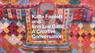Textile Talks: Kaffe Fassett & Erin Lee Gafill, A Creative Conversation