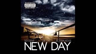 50 Cent Ft Dr Dre & Alicia Keys - New Day Instrumental With Hook ( Street King Immortal )