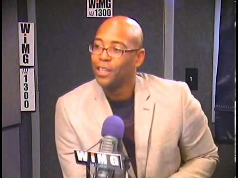 WIMG 1300 Host Jacque Howard interview REJ Entertainment