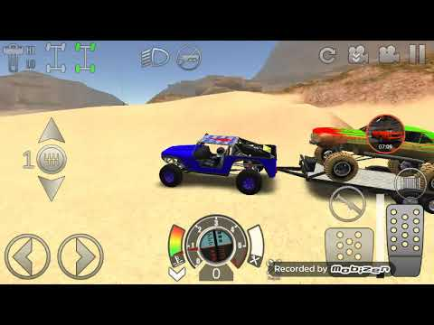 Offroad Outlaws How To Find The Cars With No Map