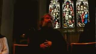<b>Malcolm Guite</b>s Talk On Blake  Part I First Half  021012