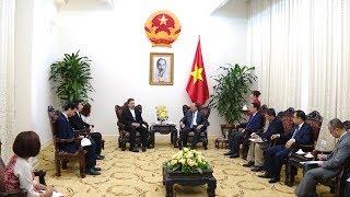 Tin Tức 24h Mới Nhất: Thủ tướng Nguyễn Xuân Phúc tiếp Đại sứ Iran