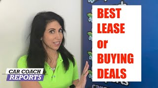 BEST LEASE or BUYING DEALS for 2020 - Hidden Discounts!