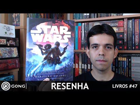 RESENHA - STAR WARS HERDEIRO DO JEDI