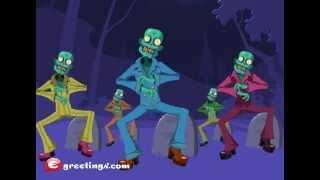 Zombie Gangnam Style Parody