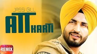 Gambar cover Att Karti (Remix)   Jassie Gill & Ginni Kapoor   Punjabi Remix Song Collection   Speed Records