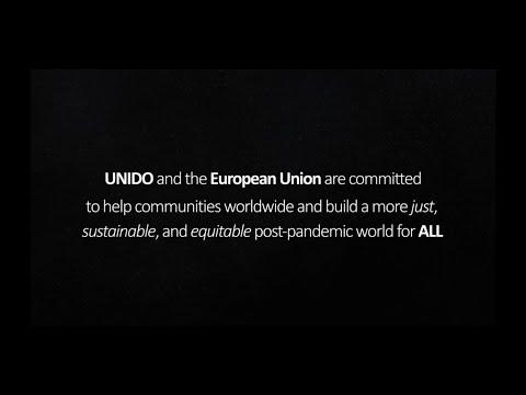 UN75 | EU - UNIDO Cooperation