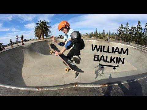 Skateboarding Edit - William Balkin