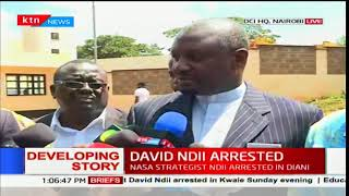 David Ndii' to be charged at the Milimani law courts