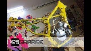 Engine Installation - 1992 RM250 Restoration - Episode 13