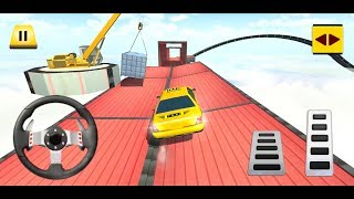 Impossible Taxi Ride #2 (Level 7-10) - Android/iOS Gameplay