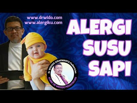 Video Alergi Susu Sapi