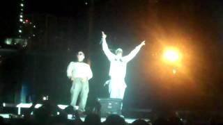 Jowell y Randy - tapu,tapu , booty nuevo, guayeteo en vivo en el concierto de wy