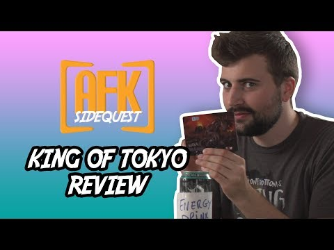 AFK SideQuest: King of Tokyo Review