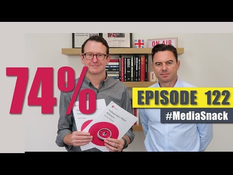 #MediaSnack 122: Advertisers are changing
