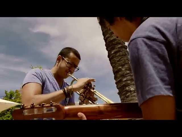 Gileno Santana - Inderbinen Trumpet AMARONE