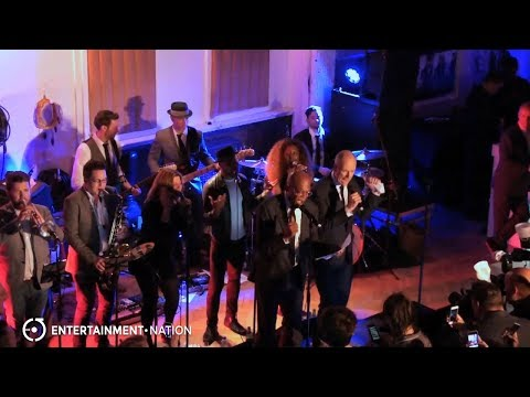 Jet Set - Samuel L Jackon Celebrity Performance