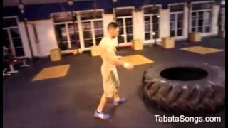 腹筋だけじゃない!TABATA式トレーニング