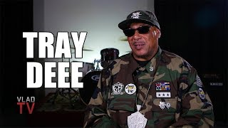 Tray Deee on Bizzy Bone Getting Arrested for Offset Gun Threat on IG Live (Part 8)