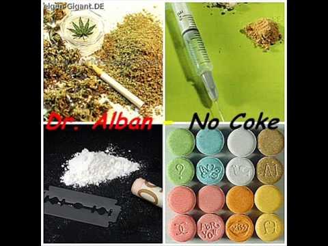 Dr.Alban - No Cocaine Full Lyrics