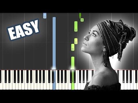 Look Up Child - Lauren Daigle | EASY PIANO TUTORIAL by Betacustic