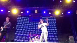 Lukas Graham - Never let me down - Kieler Woche  25.06.2013