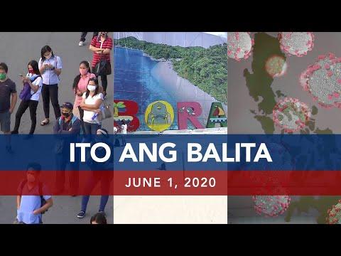 [UNTV]  UNTV: Ito Ang Balita | June 1, 2020