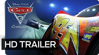 Cars 3 Evolution Film Trailer